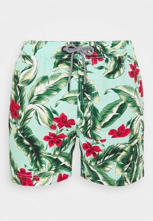 SUPER BEACH VOLLEY - Swimming shorts - indo aqua