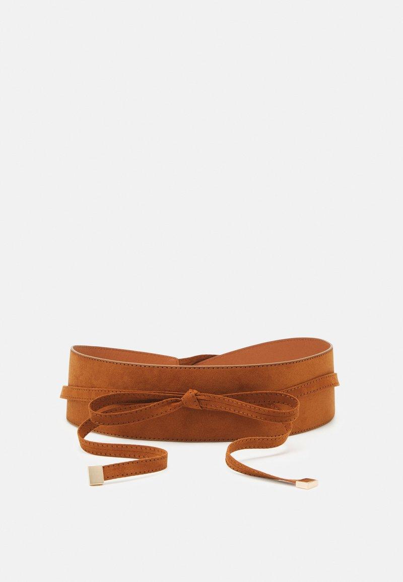 Anna Field - Waist belt - cognac