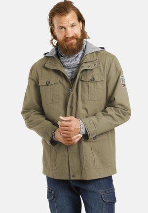 BERTELOT - Light jacket - oliv