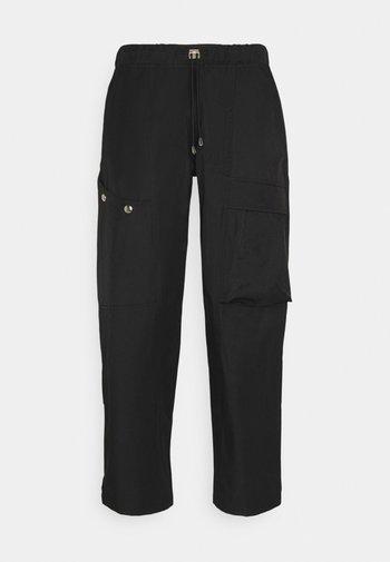 TECH PANT - Tracksuit bottoms - black
