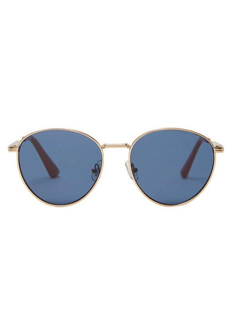 Stradivarius - MIT GESTELL - Sunglasses - blue