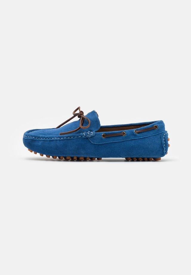 Mokassin - royal blue