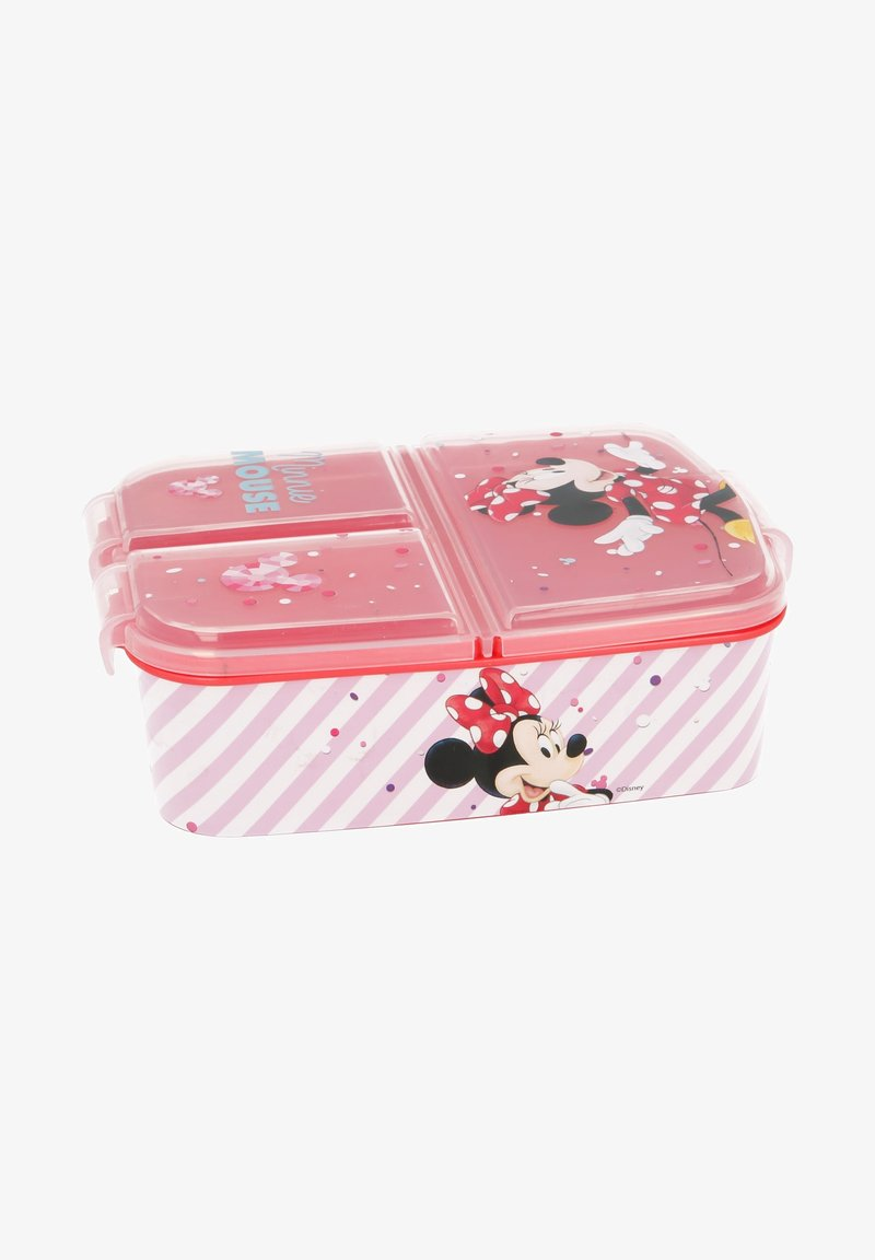 Mickey & Minnie - Lunch box - pink