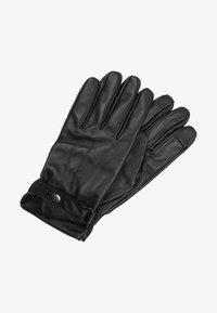 Pier One - Gloves - black - 0