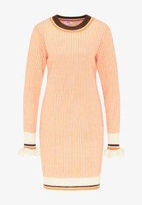 myMo - Shift dress - orange - 4