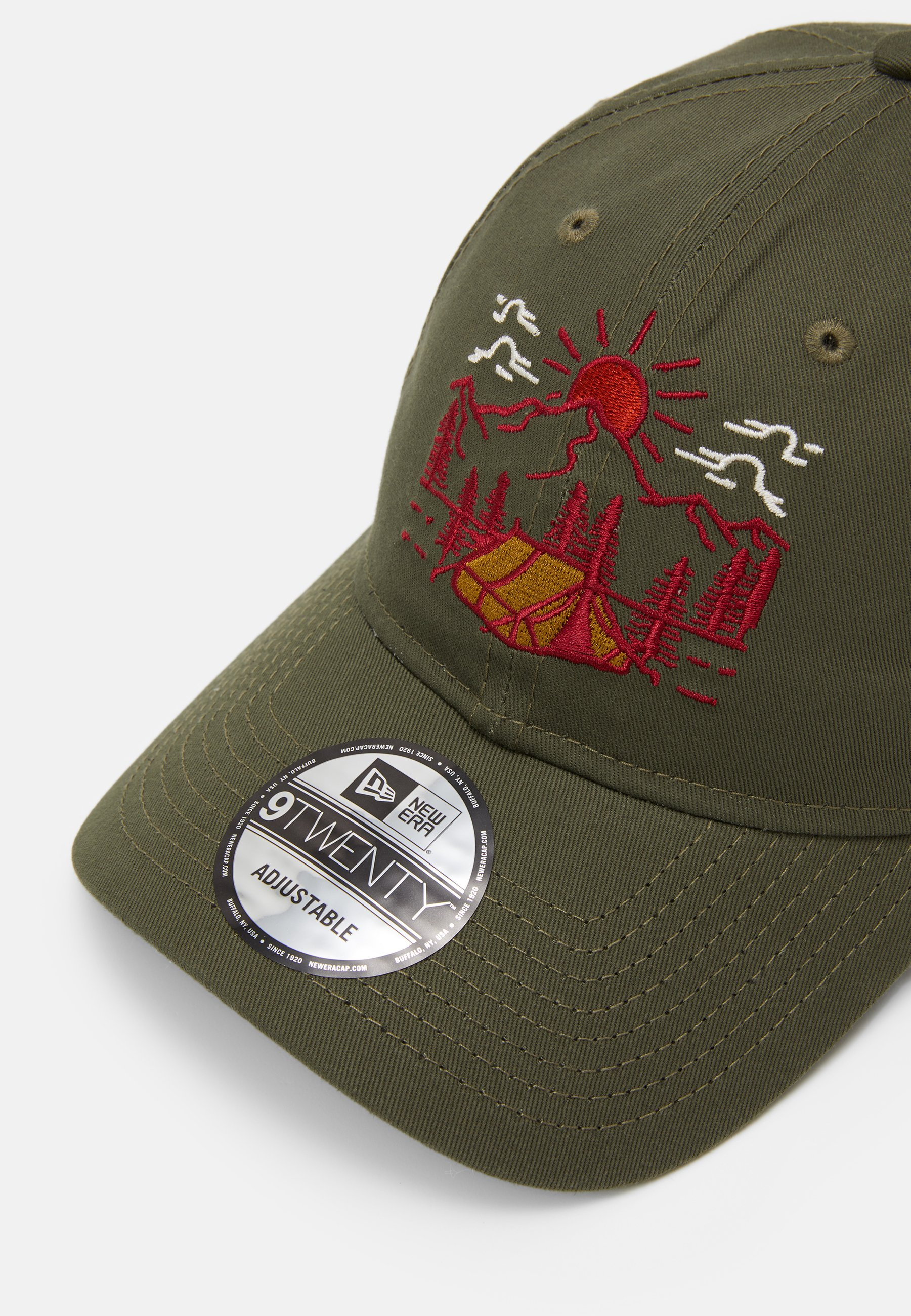 New Era Outdoor 920 - Cap Olive/oliv