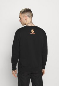 Carlo Colucci - FLAME - Sweatshirt - black - 2