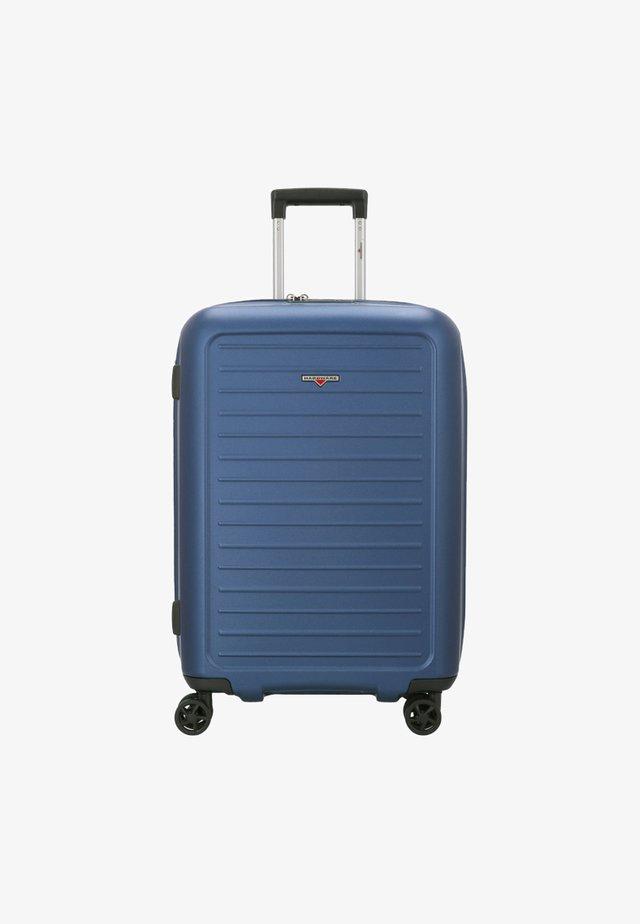 Wheeled suitcase - deep ocean