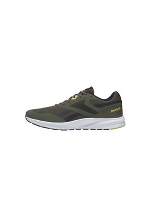 REEBOK RUNNER 4.0 SHOES - Neutral running shoes - green