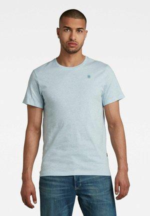 Basic T-shirt - lt wave htr