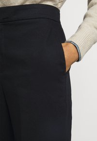 Polo Ralph Lauren - RELAXED WIDE LEG PANT - Trousers - black - 3