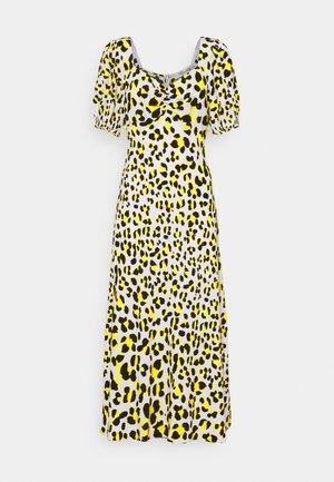 JADE DRESS - Maxi dress - white degrade