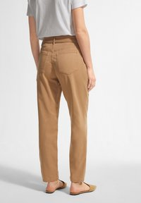 comma casual identity - Trousers - brown - 2