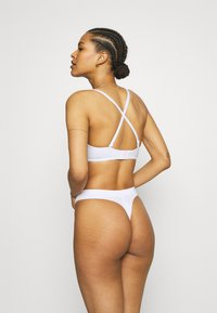 Anna Field - 2 PACK - T-shirt BH - white/nude - 4