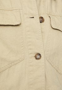 PULL&BEAR - Faux leather jacket - camel - 5