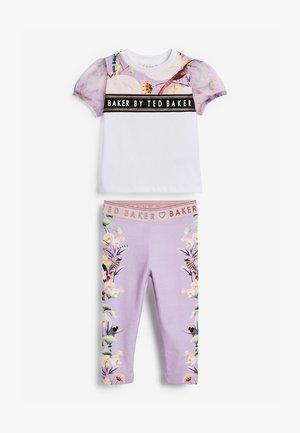 BAKER BY TED BAKER - Leggings - Trousers - lilac