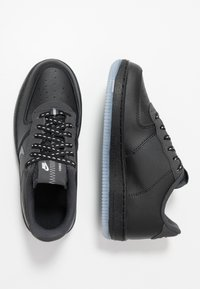 Nike Sportswear - FORCE 1 LV8 3 - Sneakers laag - black/silver lilac/anthracite/white - 0