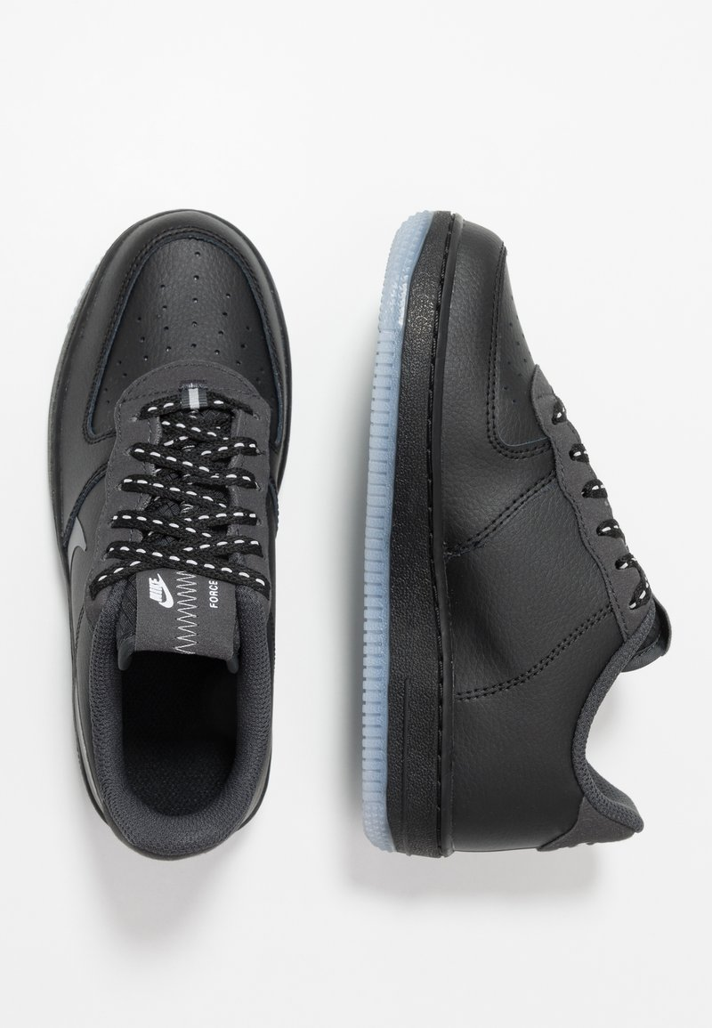 Nike Sportswear - FORCE 1 LV8 3 - Sneakers laag - black/silver lilac/anthracite/white