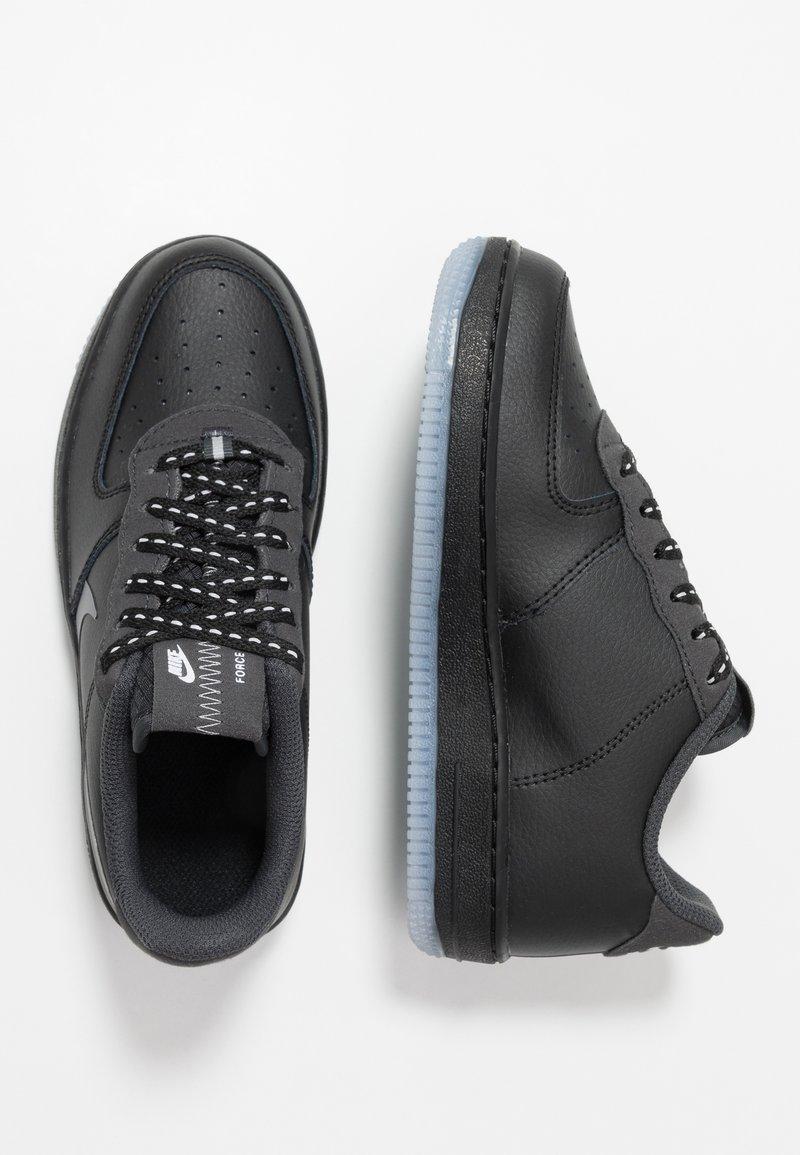 Nike Sportswear - FORCE 1 LV8 3 - Zapatillas - black/silver lilac/anthracite/white