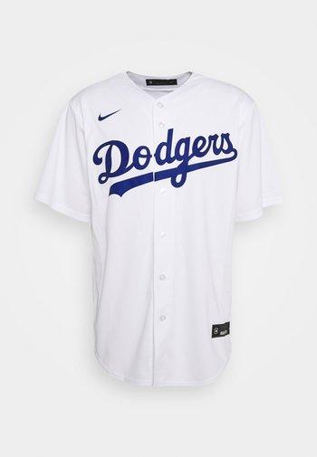 MLB LA DODGERS HOME - Klubbkläder - white
