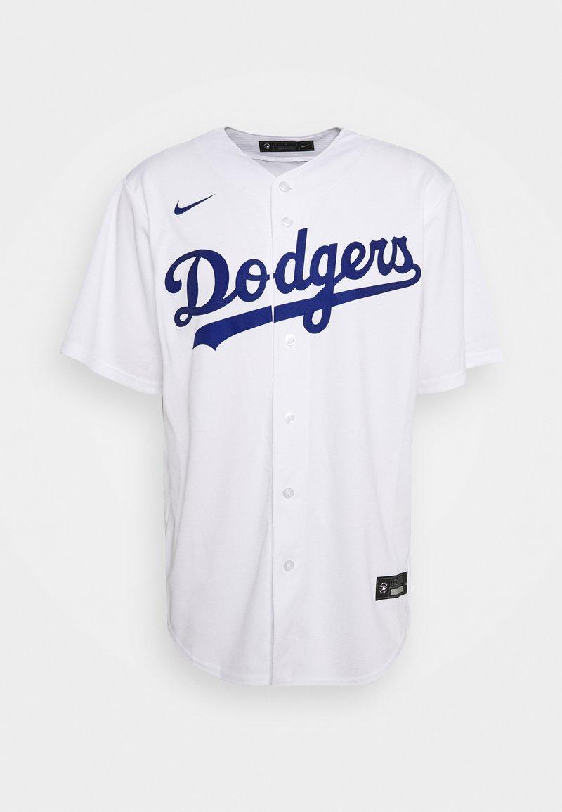 Nike Performance - MLB LA DODGERS HOME - Club wear - white