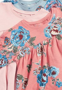 Next - 3 PACK  - T-shirt print - pink - 5