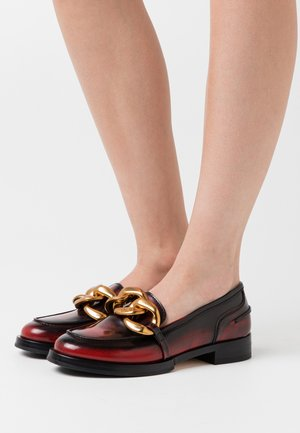 LOAFER - Slip-ons - bordeaux