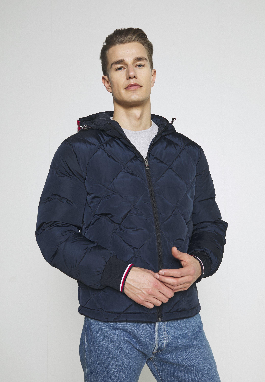 Men DIAMOND QUILTED - Winter jacket