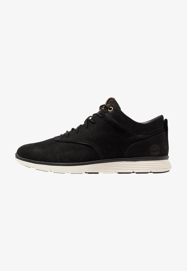 KILLINGTON HALF CAB - Zapatos con cordones - black