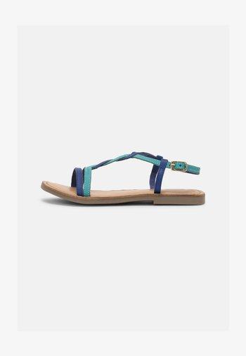 PEPIN - Sandalen - azul
