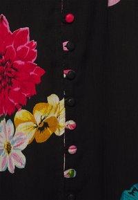Derhy - CAPILAIRE - Day dress - black - 2