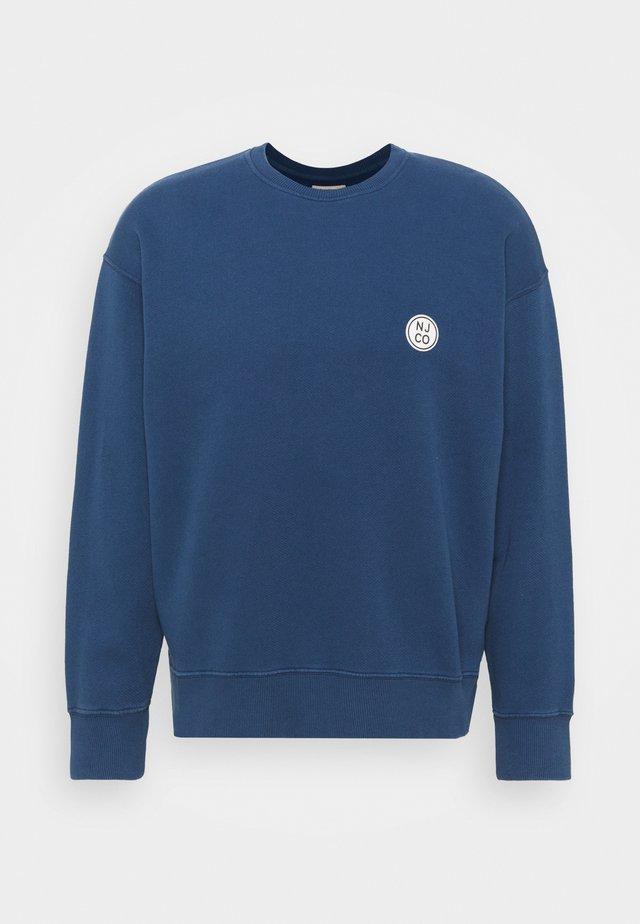 LUKAS - Sweater - indigo blue