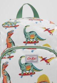 Cath Kidston - KIDS CLASSIC LARGE WITH POCKET - Batoh - white/green - 2