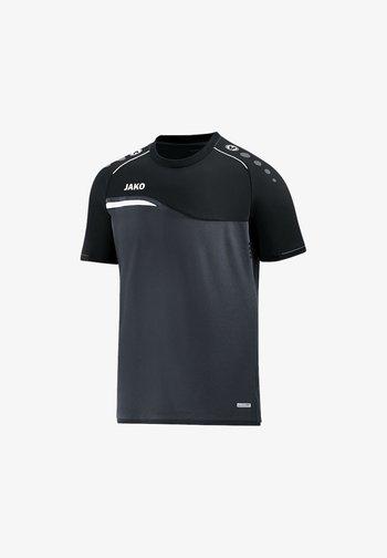 Sports shirt - grauschwarz