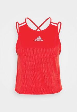 HEAT.RDY TANK - Camiseta de deporte - vivid red