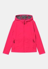 CMP - FIX HOOD - Soft shell jacket - gloss - 0