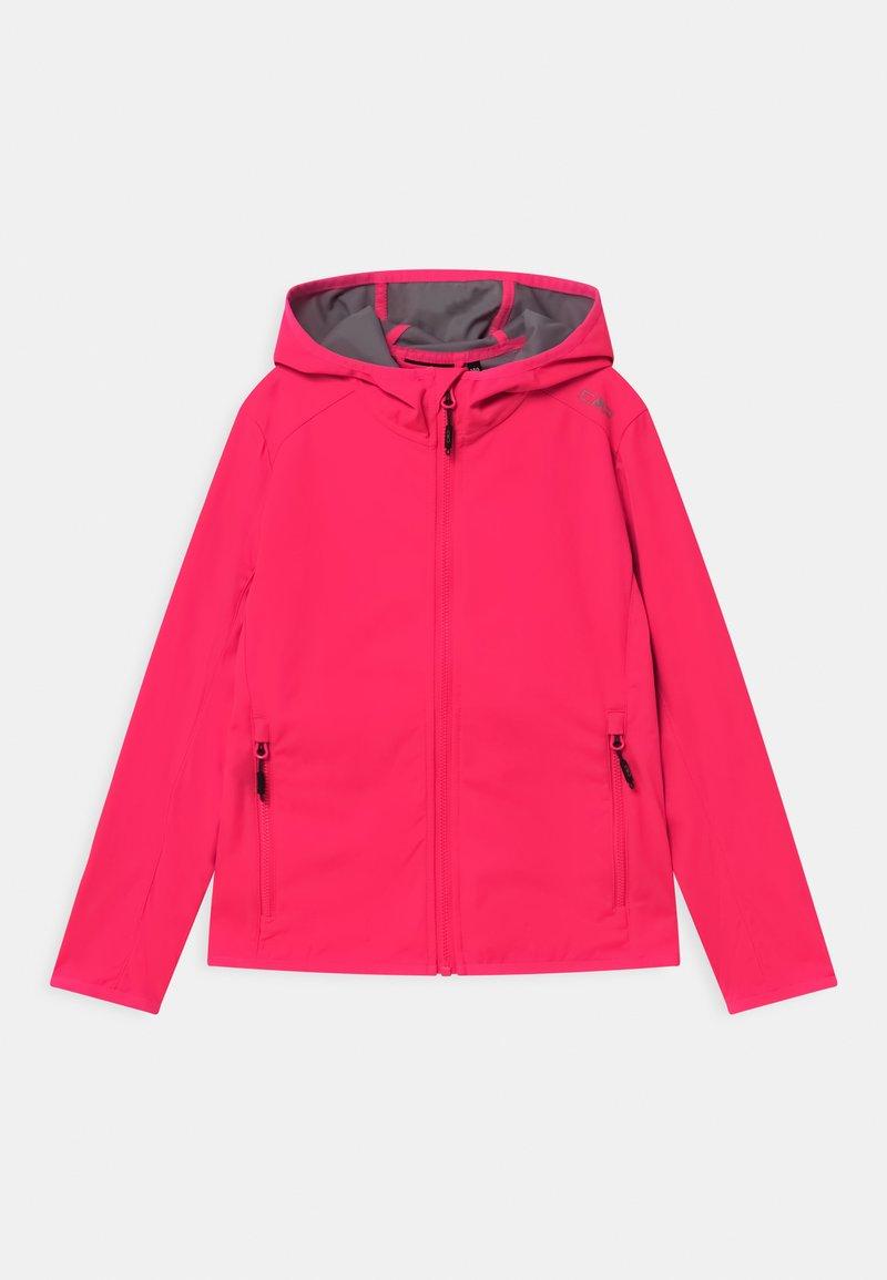 CMP - FIX HOOD - Soft shell jacket - gloss