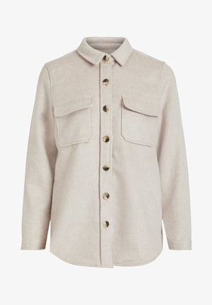 OBJVERA - Summer jacket - mottled beige