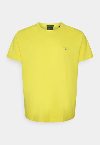 THE ORIGINAL - T-shirt - bas - brimstone yellow