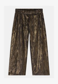 Name it - NKFRAMLAH - Spodnie materiałowe - black - 0