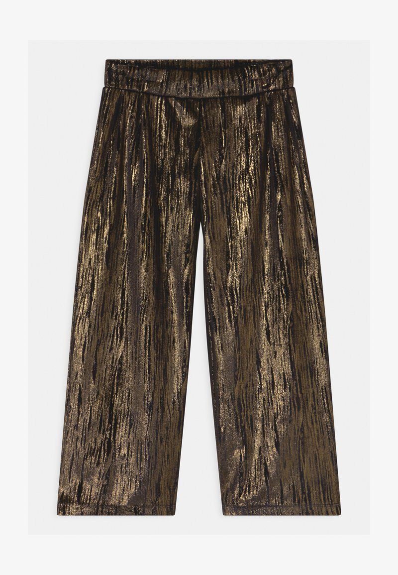 Name it - NKFRAMLAH - Spodnie materiałowe - black