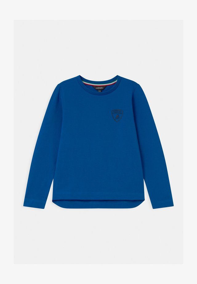 SOLID COLOR - Longsleeve - blue eleos