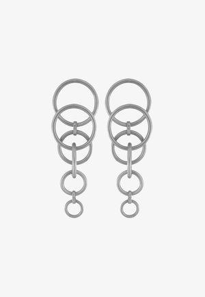 TABITHA MULTI - Earrings - rhodium