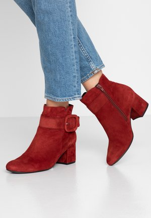 Ankle boots - fox