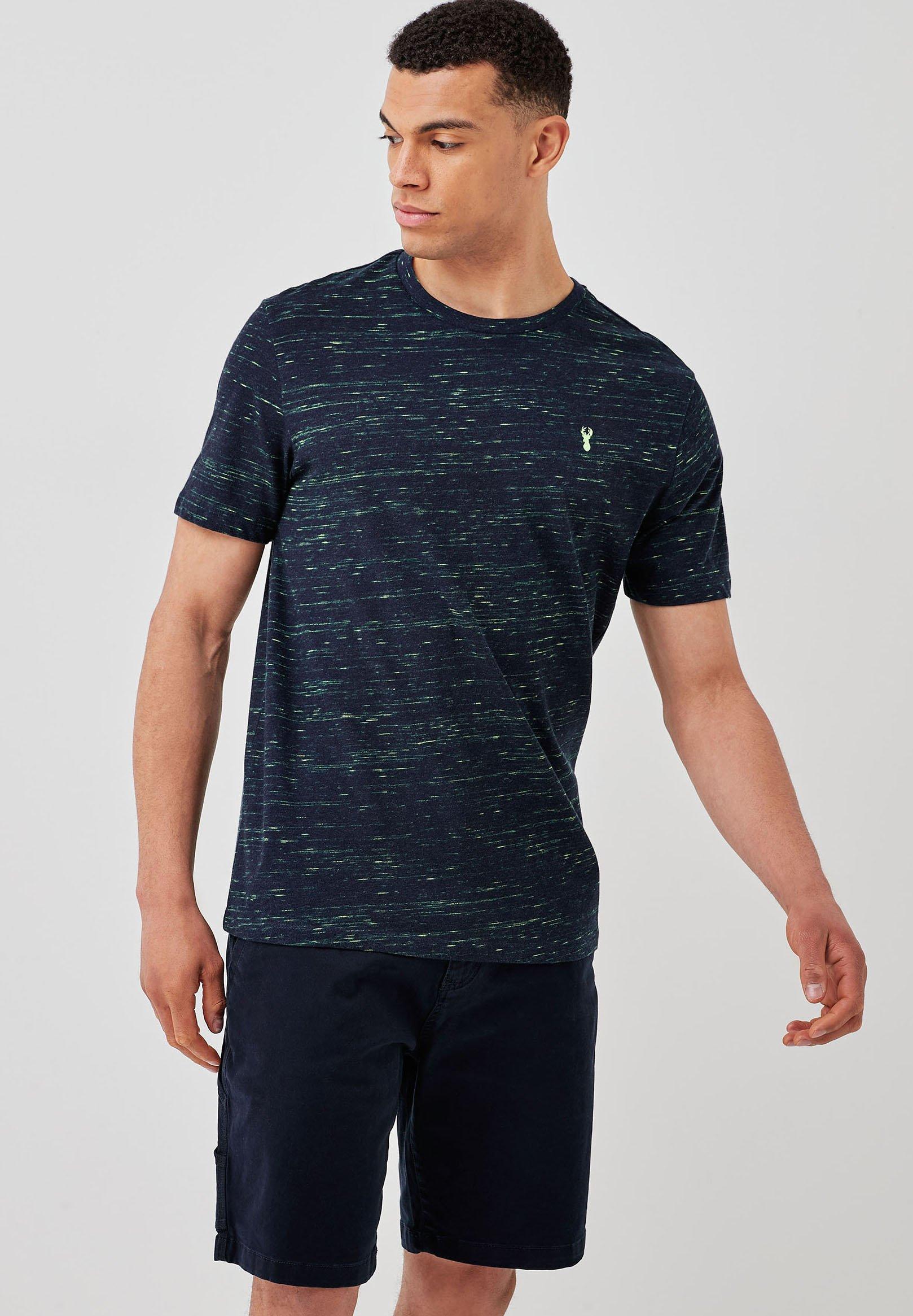 Herren REGULAR FIT STAG  - T-Shirt print