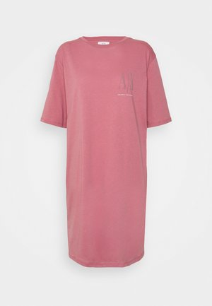 VESTITO - Jersey dress - rose