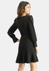 Nicowa - Day dress - schwarz - 2