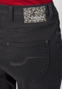 BRAX - STYLE INA - Slim fit jeans - black - 4