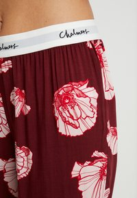 Chalmers - MIA SET - Nachtwäsche Set - poppy pink - 5
