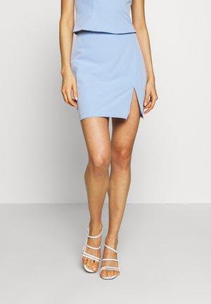 DISCO SKIRT - A-snit nederdel/ A-formede nederdele - blue
